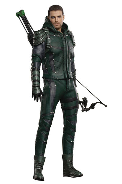 DC TV Green Arrow 1/8 Action Figure Deluxe Version APR182290