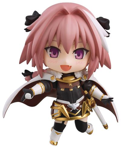 Fate Apocrypha Rider of Black Astolfo Nendoroid Action Figure APR182369