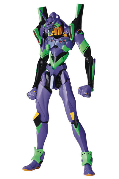 Revoltech Evangelion Evolution Ev-001 Action Figure Unit-01 APR182410