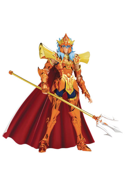 Saint Seiya Poseidon Julian Solo Saint Cloth Myth Ex Action Figure APR182428