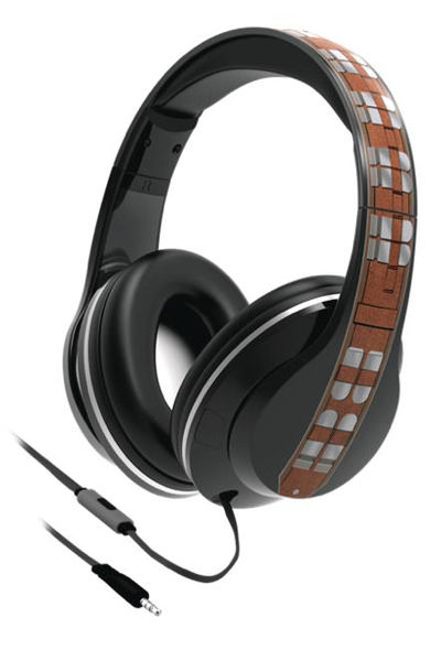 Star Wars Chewbacca Plush Headphones APR182550