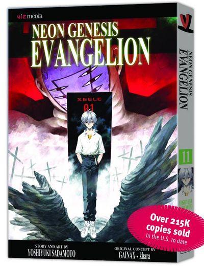 Neon Genesis Evangelion TPB Vol. 11
