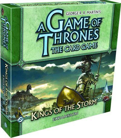 Game Thrones Lcg Kings Storm Exp