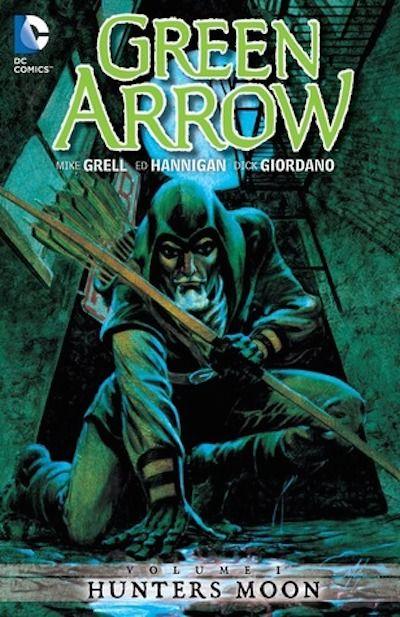 Green Arrow TPB Vol. 1 Hunters Moon