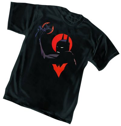 Image of Batman Beyond Shadows T-Shirt XXL