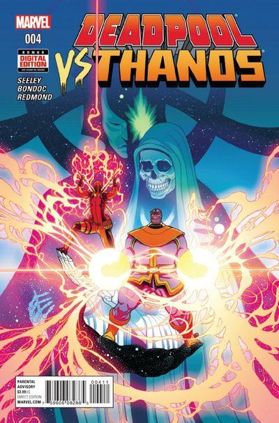 Deadpool vs. Thanos #4 (of 4)