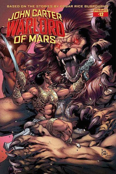 John Carter Warlord #12 (Cover A - Casas)