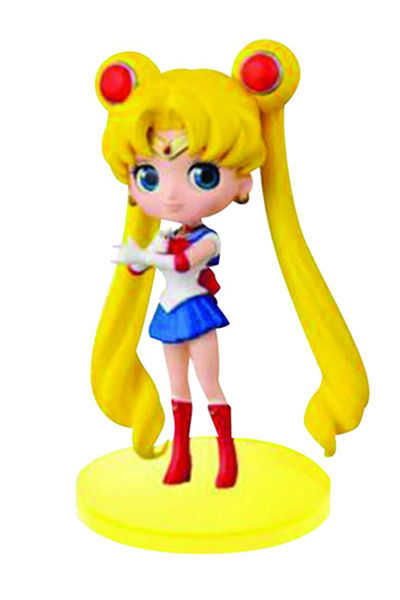 Sailor Moon Q-Pocket Petit V2 Sailor Moon Figure AUG158393J