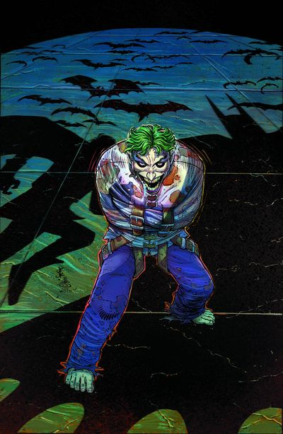 Dark Knight Returns The Last Crusade Deluxe Ed HC
