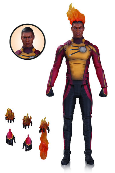 Legends Of Tomorrow Firestorm Action Figure AUG160370Y