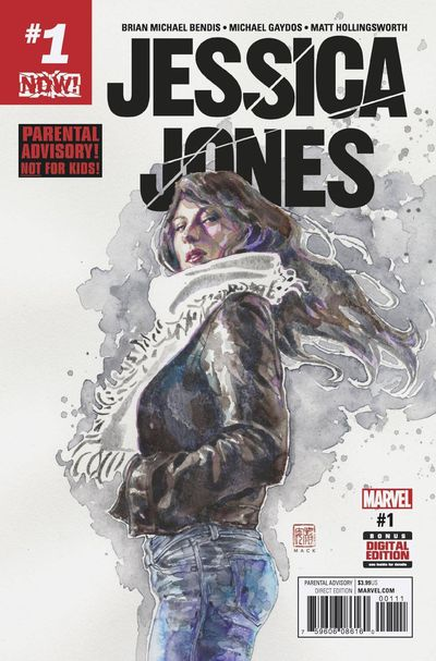 Jessica Jones comics at TFAW.com