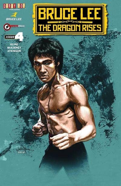 Bruce Lee Dragon Rises #4