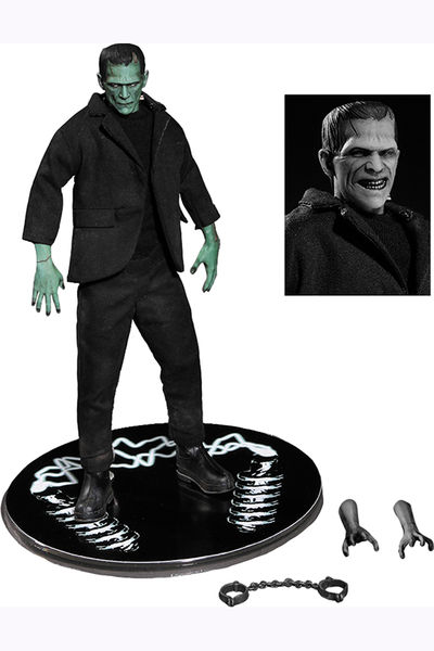 One-12 Collective Universal Monsters Previews Exclusive Frankenstein Color Version Action Figure AUG162604J