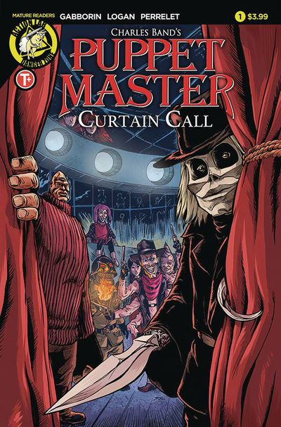 Puppet Master Curtain Call #1 (Cover A - Logan)
