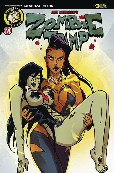 Zombie Tramp Ongoing #40 (Cover C - Besties)