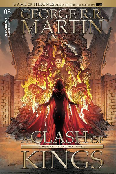 Game Of Thrones Clash Of Kings #5 (Cover A - Miller)