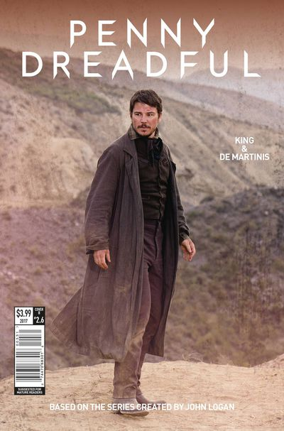 Penny Dreadful #6 (Cover B - Photo) AUG172014F