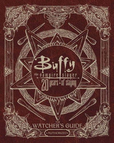 Buffy The Vampire Slayer 20 Years Slaying HC