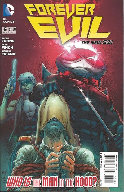 Forever Evil #6 (of 7) (Variant Cover Edition)