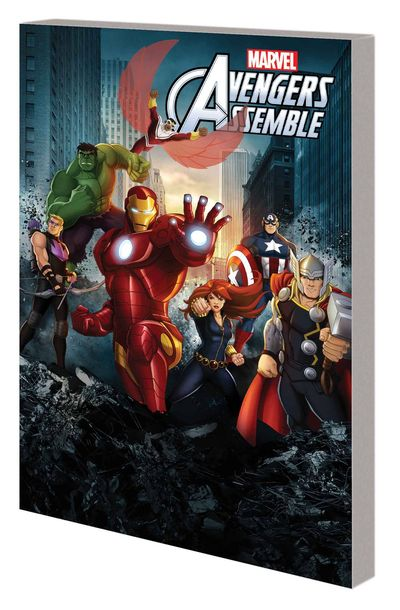 Marvel Universe Avengers Assemble Digest TPB Vol. 01 DEC130766D