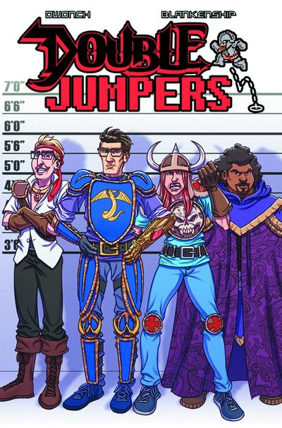 Double Jumpers TPB New Printing DEC141014F