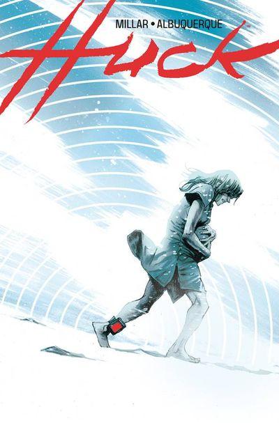 Huck #4 (Cover A - Albuquerque)