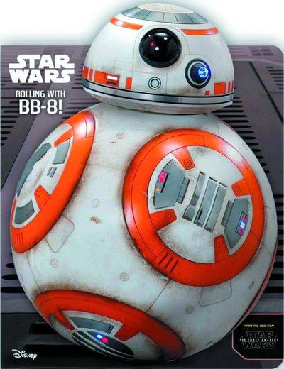 Star Wars Rolling With Bb 8 Board Book DEC151828F