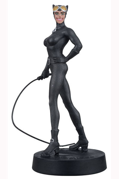 DC Superhero Best of Figure Coll Mag #7 Catwoman DEC151830H