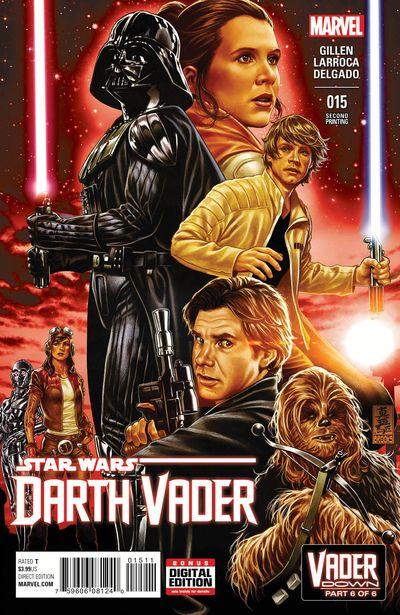 Darth Vader #15 (2nd Printing)
