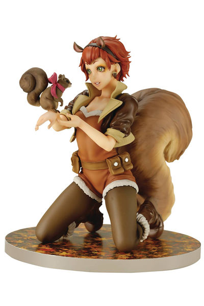 Marvel Squirrel Girl Bishoujo Statue