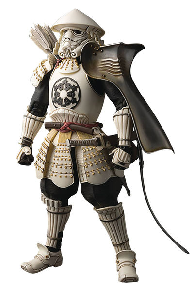 Movie Realization Star Wars Yumi Ashigaru Stormtrooper Action Figure DEC163072J