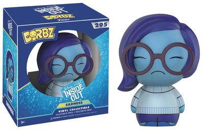 Dorbz Inside Out - Sadness Vinyl Figure DEC168640I