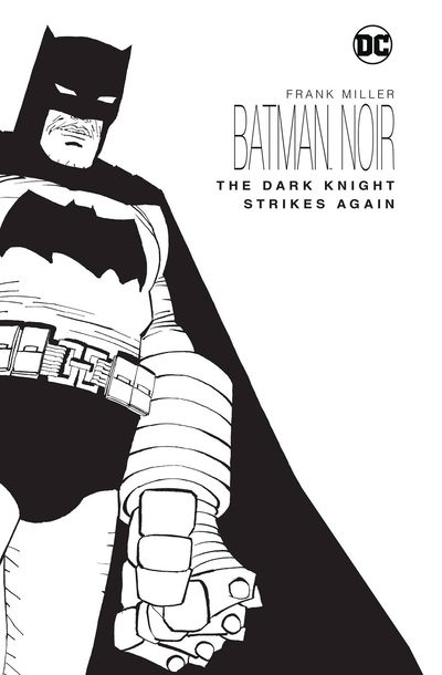 Batman Noir the Dark Knight Strikes Again HC DEC170388