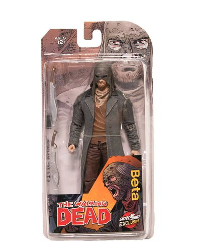 Walking Dead Beta Action Figure (Color) DEC170777