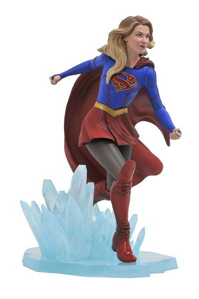 Supergirl CW Gallery PVC Figure DEC172255