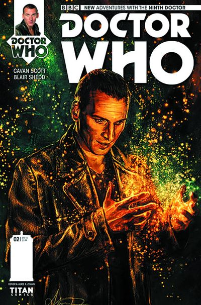 Doctor Who 9th #2 (of 5)