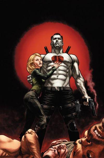 Bloodshot Reborn #1 (Cover D - Larosa)