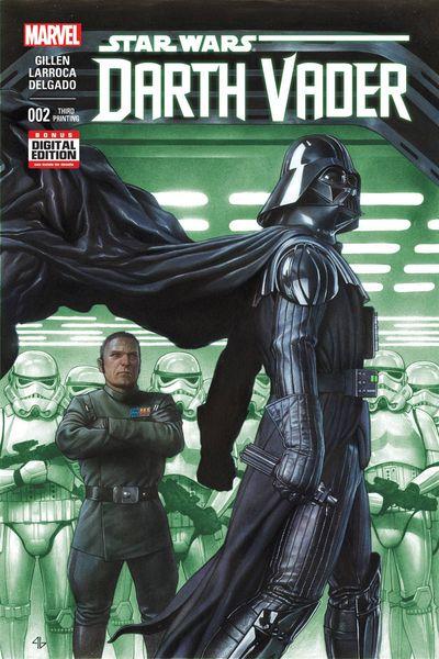 Darth Vader #2 (3rd Printing)