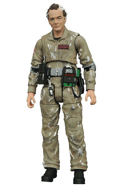 SDCC 2016 Exclusive Ghostbusters Marshmallow Peter Venkman Action Figure FEB168432