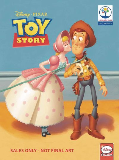 Disney Pixar Toy Story #4 FEB171748F