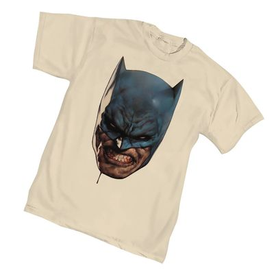 Image of Batman All-star Face T-Shirt XL