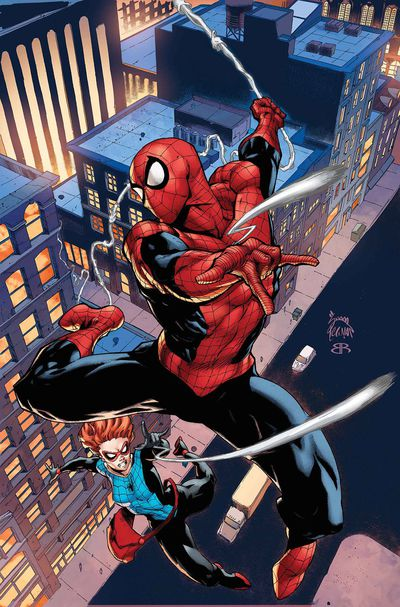 Amazing Spider-Man Renew Your Vows #18 FEB180838