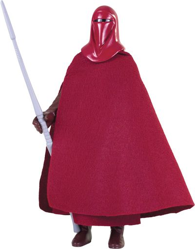 Star Wars Kenner-Inspired Emperors Royal Guard Jumbo Action Figure FEB182396