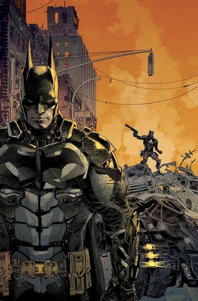 JAN150229 Batman Arkham Knight Trailer: Gotham is Mine