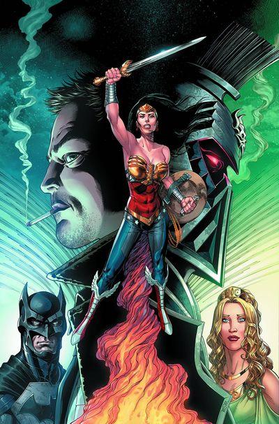 Injustice Gods Among Us Year Three #11