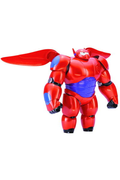 Big Hero 6 Armor Up Baymax Action Figure JAN152194J