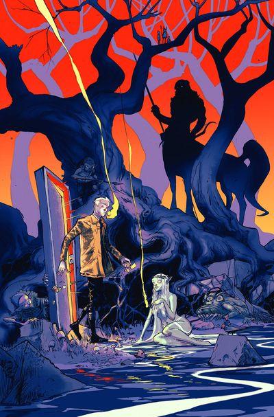 Constantine The Hellblazer #10