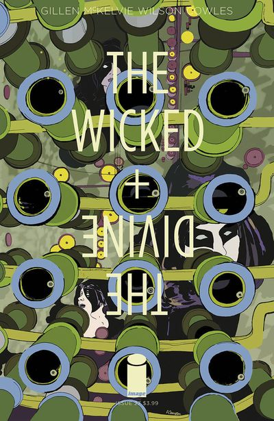 Wicked & Divine #27 (Cover B - Sampson)