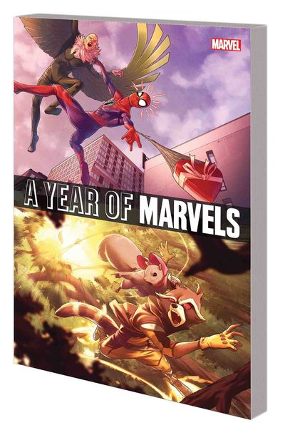 Year of Marvels TPB JAN171124D