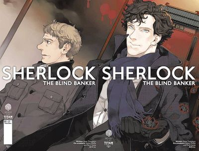 Sherlock Blind Banker #3 (of 6) (Cover A - Jay)